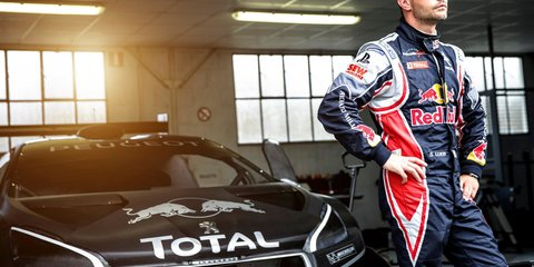 Citroen, Loeb to race together again