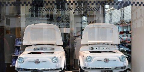 Fiat and Smeg target retro cool with Smeg 500 fridge