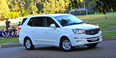Ssangyong Stavic: second-gen seven-seater for $29,990 driveaway