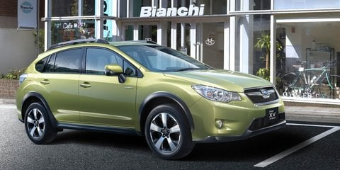Subaru XV Hybrid: 5.0L/100km compact crossover not for Oz
