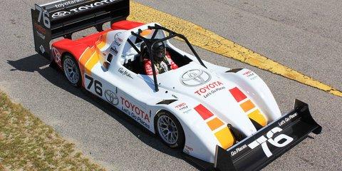 Toyota EV P002 poised to top Pikes Peak record