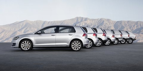 Volkswagen Golf production reaches 30 million mark