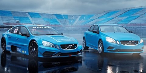 Volvo S60 facelift arrives to coincide with V8 Supercars testing