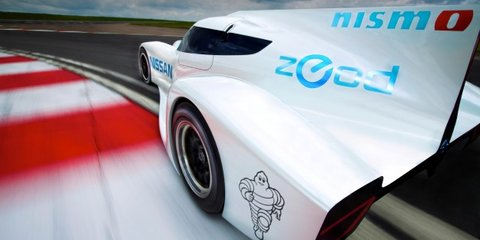 Nissan ZEOD RC: 300km/h LeMans prototype unveiled