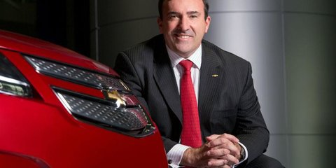 Former Holden boss Batey to be named Chevrolet global chief