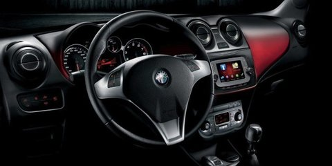 Alfa Romeo Mito: updated Italian city car here in Q4