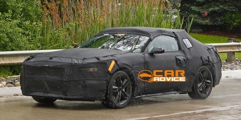Ford Mustang: first look at next-gen global sports car