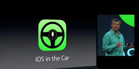 Apple's 'iOS in the car' enhances vehicle integration