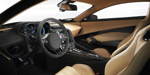 Jaguar C-X75 behind-the-scenes development video