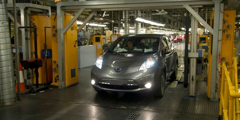 Britain set to overtake France as Europe's second-largest car maker