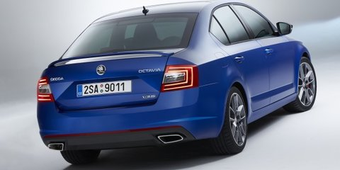 Skoda Octavia RS: Golf GTI heart for sporty Czech