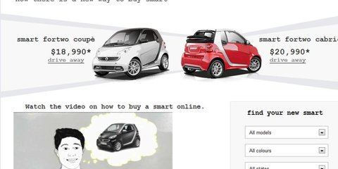 Smart Australia launches online buying system