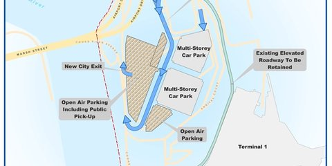 Sydney Airport proposes overhaul of road network