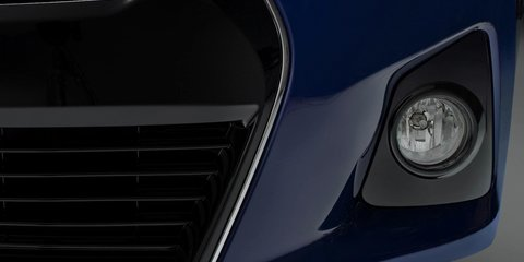 Toyota Corolla sedan: more teaser images revealed