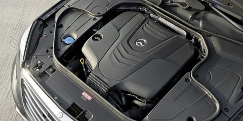 2013 Mercedes-Benz S-Class: local lineup and timing confirmed