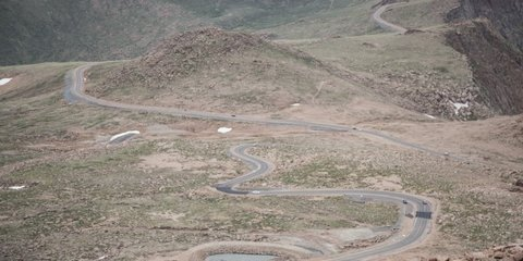Pikes Peak International Hill Climb: The Experience