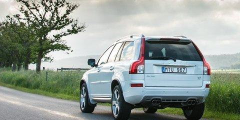 2014 Volvo XC90 concept poised for Frankfurt motor show
