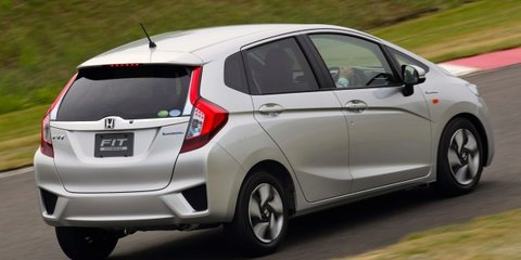 Honda Jazz: third-generation city car revealed