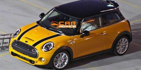 2014 Mini Cooper engine details revealed