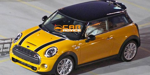 2014 Mini Cooper to debut at Los Angeles motor show in November