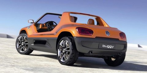 Volkswagen Buggy Up design patented