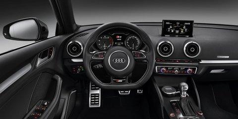 Audi S3 Sportback: $59,900 hot-hatch here in December
