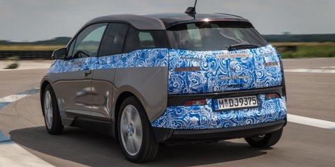 BMW i3: overseas pricing for electric city car announced