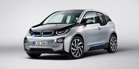 BMW i3 production car leaked ahead of world debut
