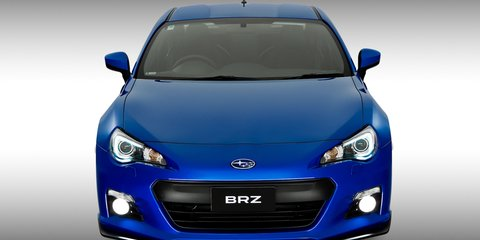 Subaru BRZ S: STI performance package released