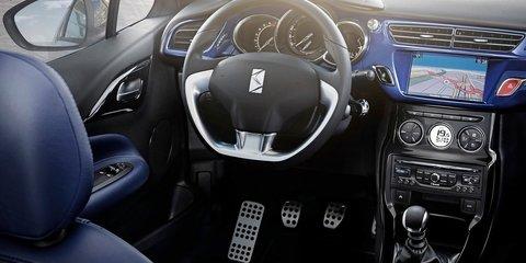 Citroen DS3 Cabrio: Australian specifications revealed