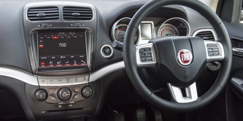 2012-15 Fiat Freemont recalled for spare wheel fix