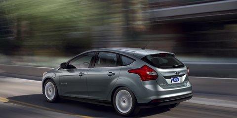 Ford Focus EV price cut to combat sluggish US sales