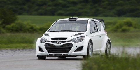 Hyundai i20 WRC development program secures Chris Atkinson
