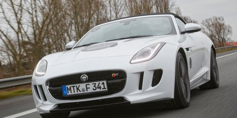 Jaguar F-Type V8 S Video Review