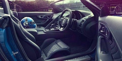 Jaguar Project 7: 405kW single-seat concept previews F-Type R
