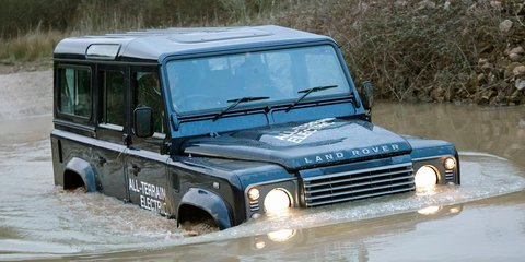 Land Rover Defender Electric Review