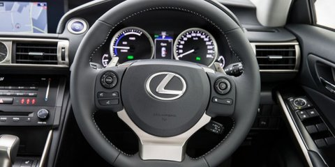 2013 Lexus IS: pricing and specifications