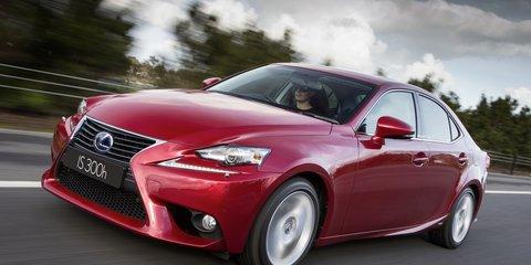 Lexus IS300h Review