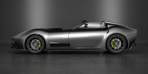 Lucra teases future supercar