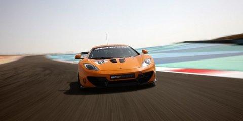 McLaren 12C GT Sprint unveiled