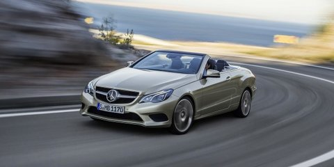 Mercedes-Benz E-Class Coupe, Cabriolet pricing and specifications