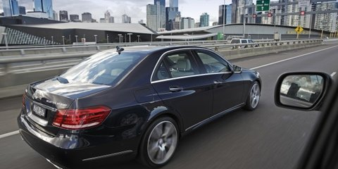 Mercedes-Benz E300 Hybrid: $108,900 diesel-electric luxury sedan arrives