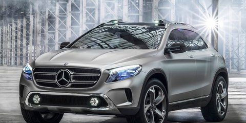 Mercedes-Benz considering expanded small-car range: report