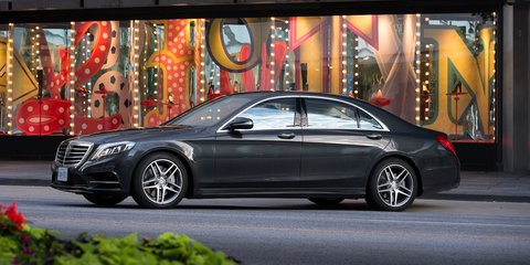 2013 Mercedes-Benz S-Class Review