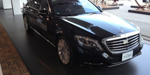 Mercedes-Benz S500 Plug-in Hybrid: 245kW-plus and less than 3.3L/100km