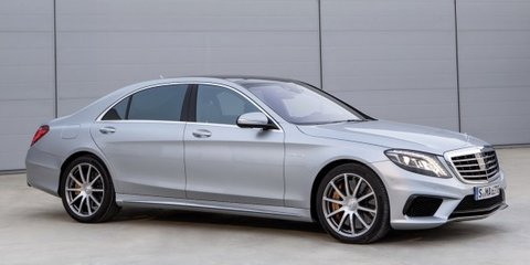 Mercedes-Benz S63 AMG: 900Nm super sedan revealed