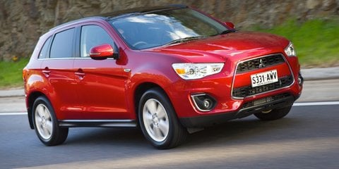 Mitsubishi ASX Review: diesel automatic