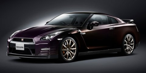 Nissan GT-R Midnight Opal Special Edition revealed