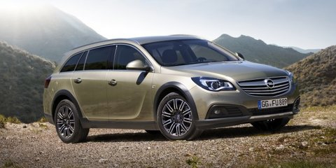Opel Insignia Country Tourer to debut at Frankfurt