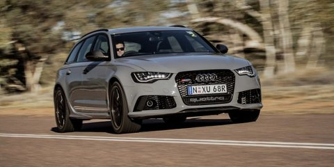 Audi RS6 Avant launches from $225,000, to 100km/h in 3.9 seconds